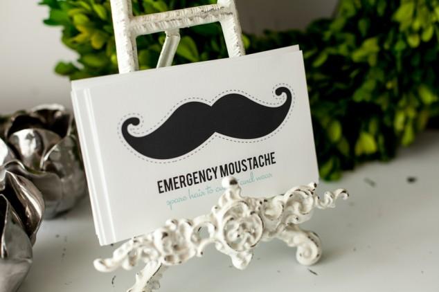 mustache baby shower-15