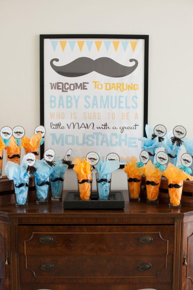mustache baby shower-3