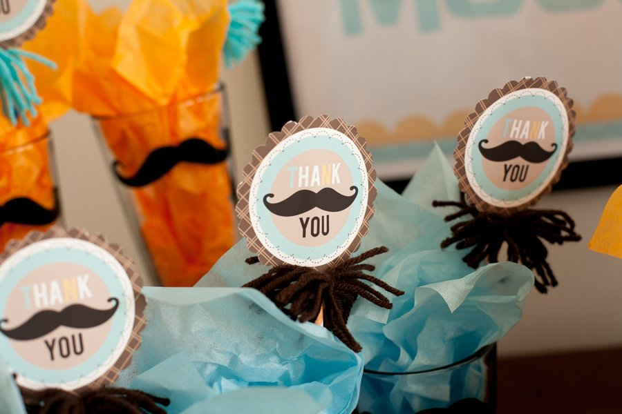Superior Mustache Baby Shower 5 ...
