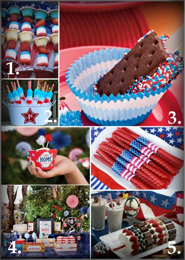 Fabulous fourth of july ideas frog prince paperie for 4th of july celebration ideas