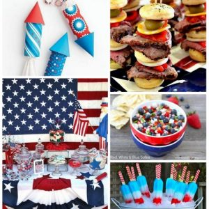 4th of July Pinterest