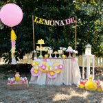Pink Lemonade Stand Party