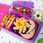 Bento School Lunch with Lunch Box Love Notes Free Printables