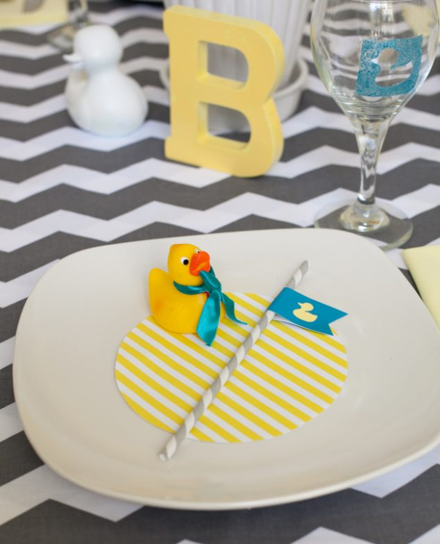 duck baby shower-4