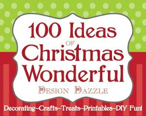100 Ideas of Christmas Wonderful Linky Party