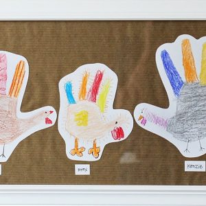 Thanksgiving, craft, DIY