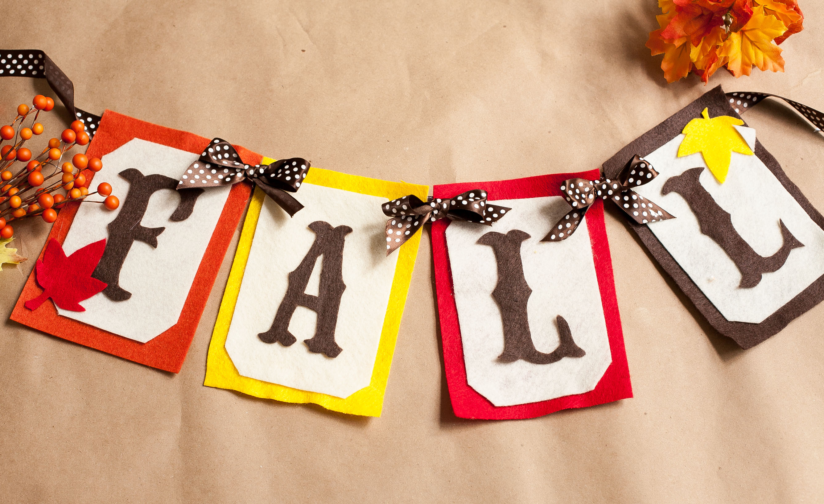Kid Fall Craft Ideas Part - 50: Fall Kid Crafts-7