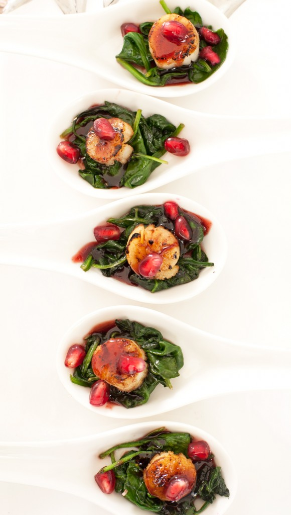 pomegranate scallops-1