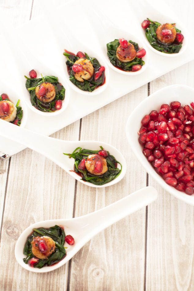 Healthy New Year's Eve Appetizer #NYE #appetizer #recipe
