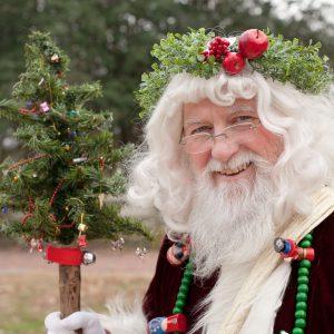 Williamsburg at Christmas