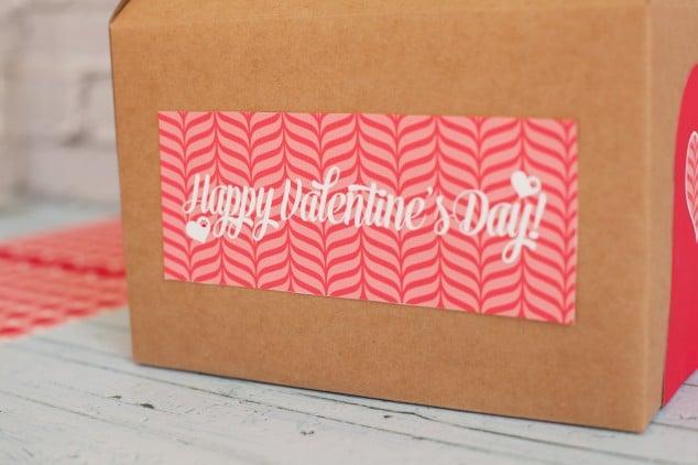 puppy love valentine mailbox-2