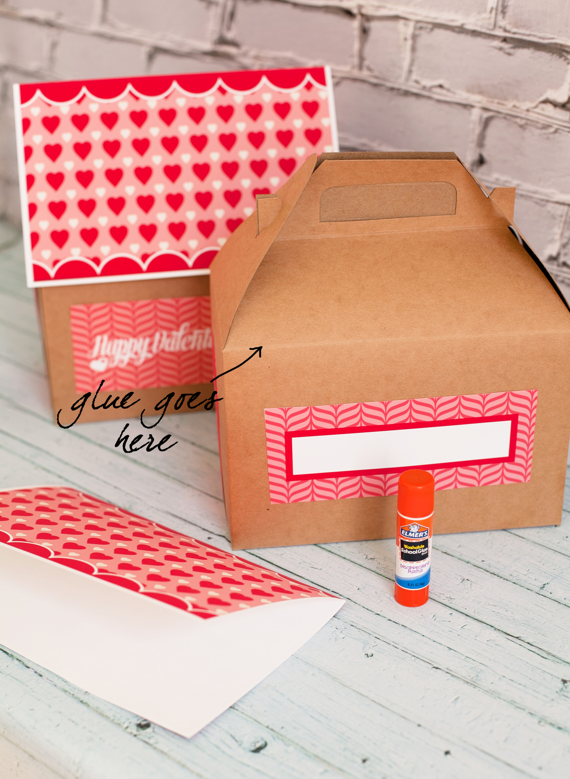 free printable valentines day mail boxes frog prince paperie