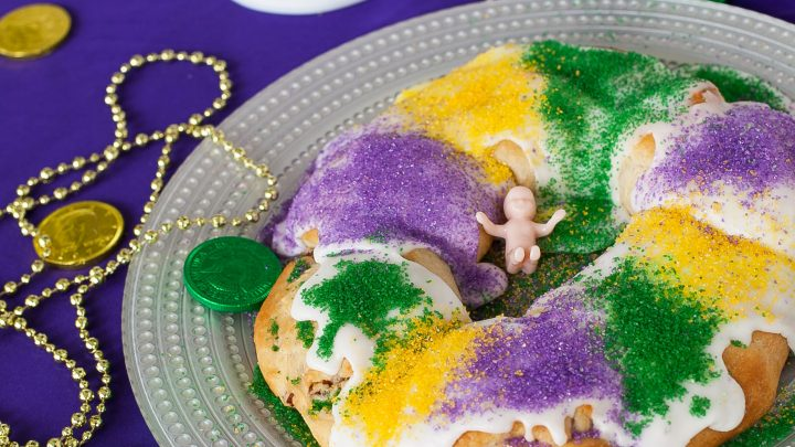 Image result for king cake picture
