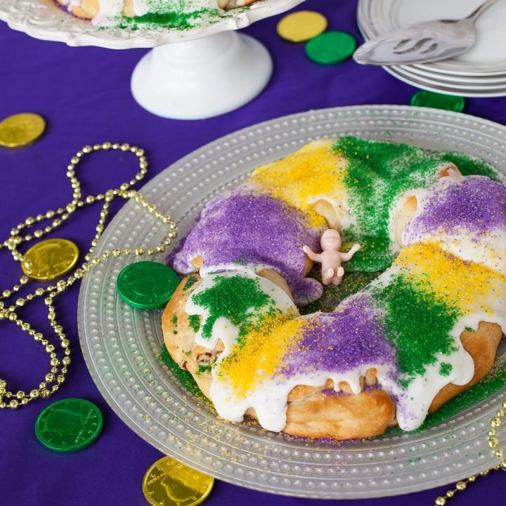 Easy 30 Minute King Cake Recipe
