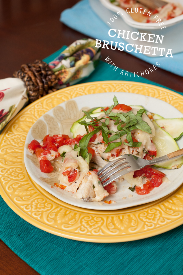 gluten free chicken bruschetta-20