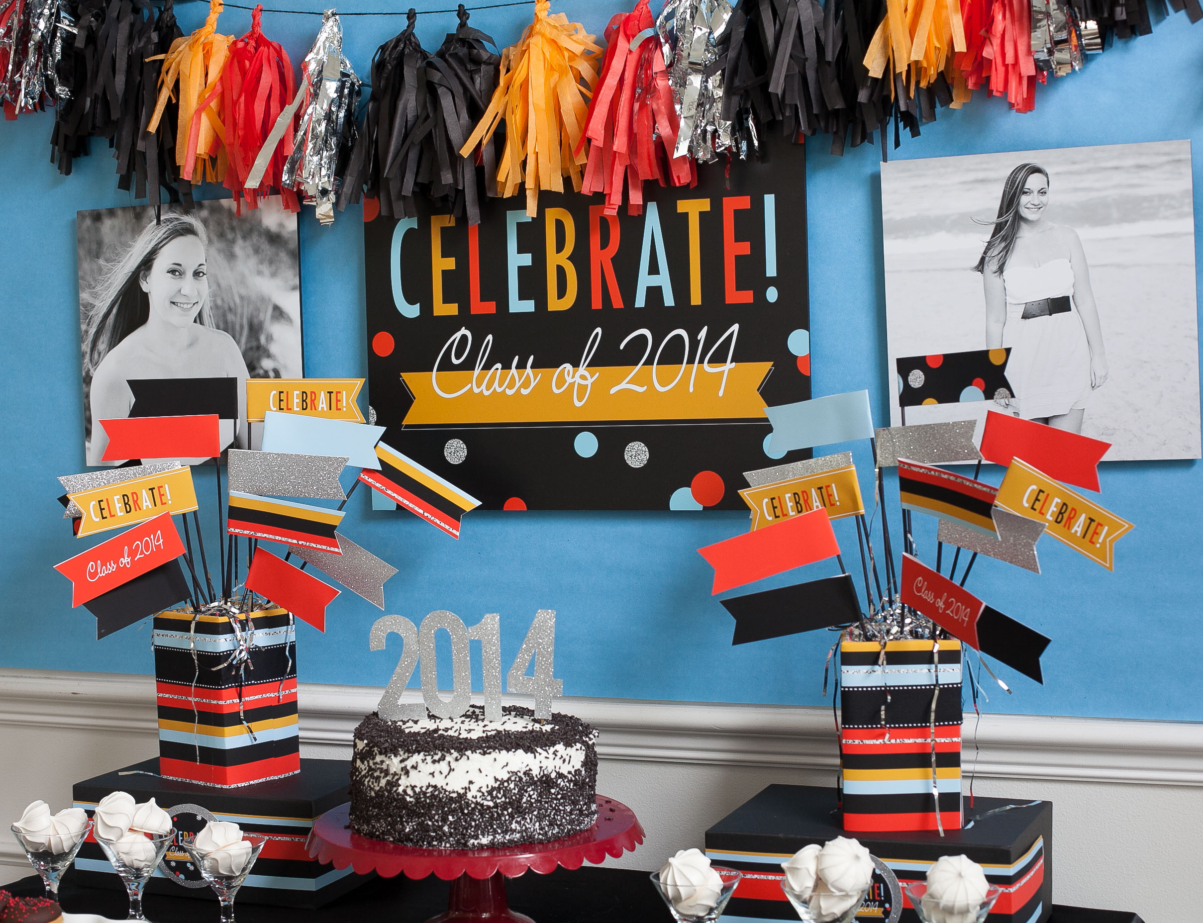 Graduation Party Ideas, Inspiration, and Free Printables ...