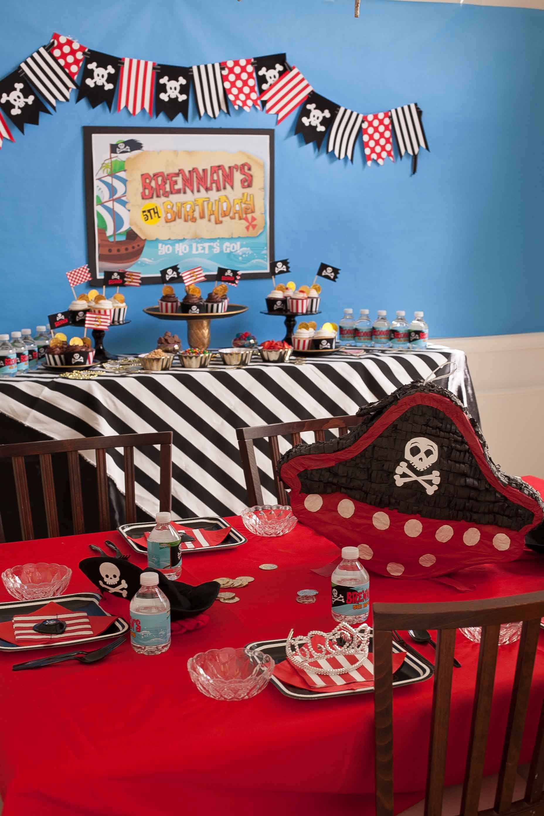 Jake and the Neverland Pirates Birthday Party Frog