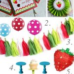 Strawberry Party Time