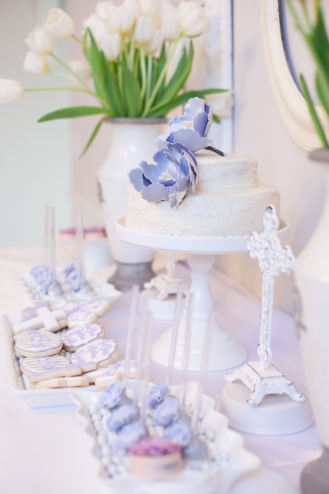 First Communion Party To Celebrate A Religious Milestone Frog Prince Paperie