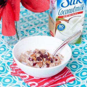 Coconut-Pecan Grain-Free Oatmeal – It's  What's for Breakfast!