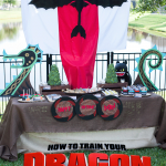 How to Train Your Dragon Birthday Party – Part I