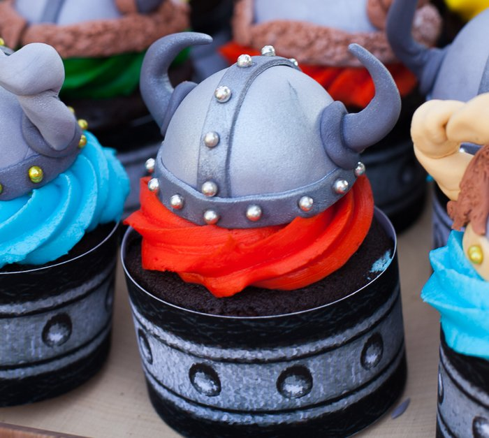 how to train your dragon party-47