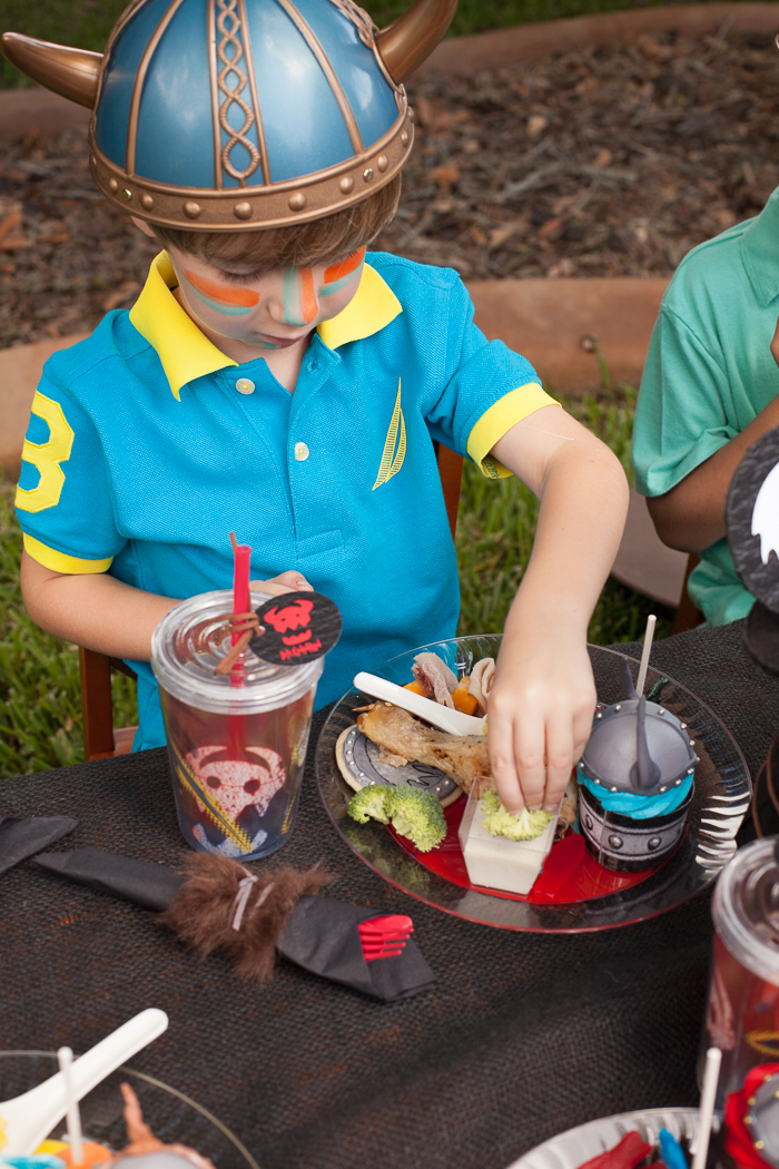 how to train your dragon party brocolli dip