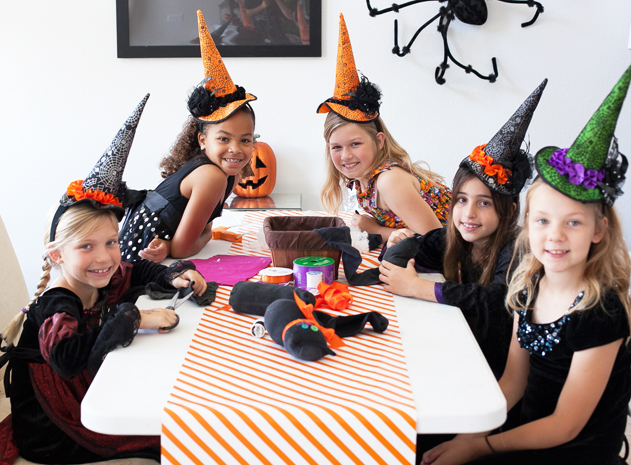 sock cat tutorial 22 - Halloween Crafts For 8 Year Olds