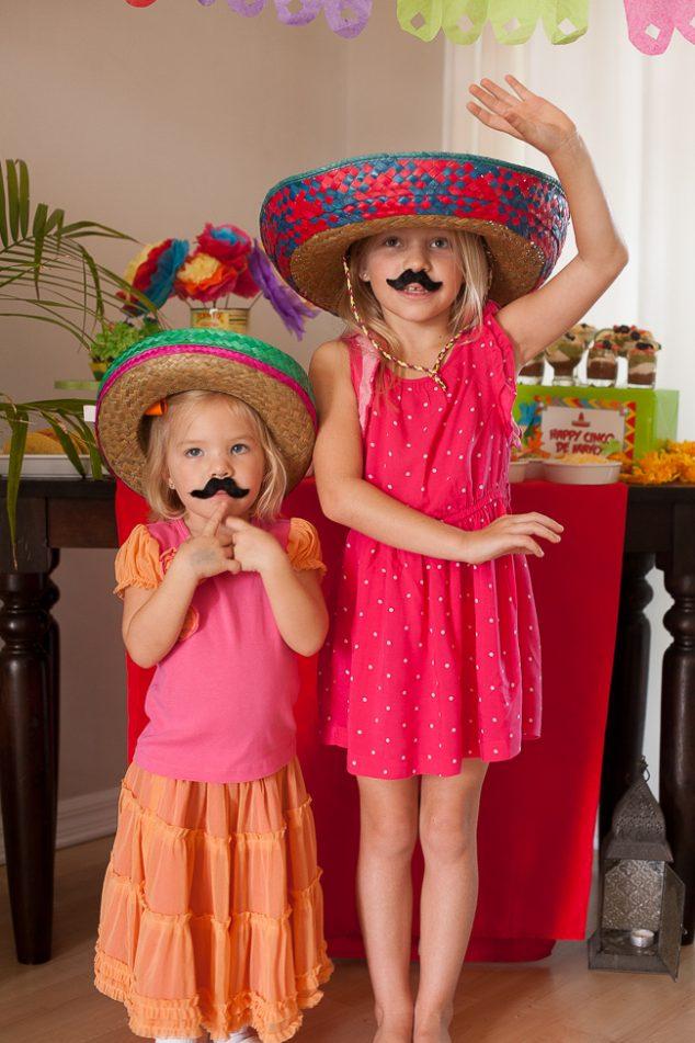 cinco de mayo kids party ole
