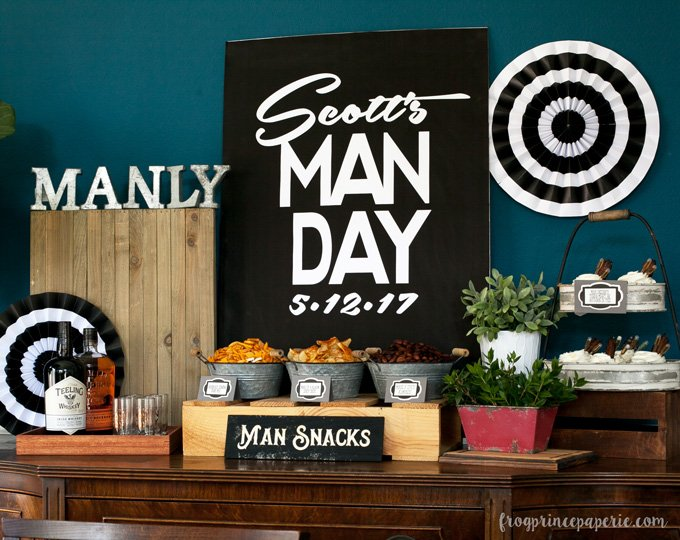 Clean bachelor party ideas - have a manly day! Click for ideas
