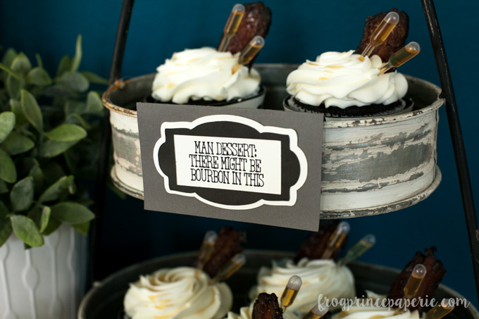 Clean bachelor party ideas - manly desserts: might have bourbon in this