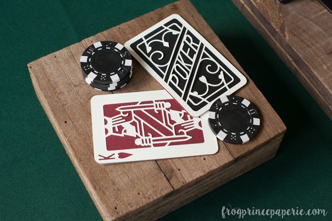 Clean bachelor party ideas - have a poker night!