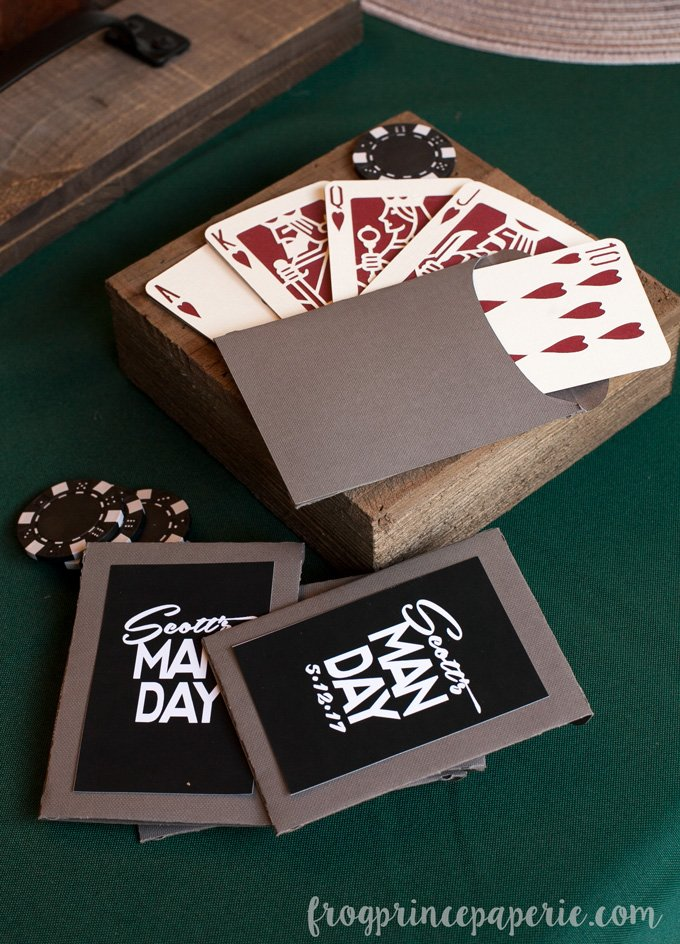 Clean bachelor party ideas - a poker run is a great way to tie in a lot of activities in a day to celebrate the groom