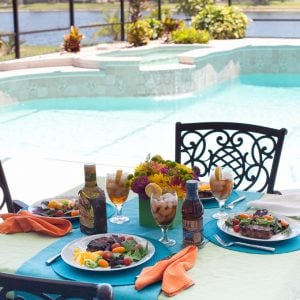 Easy Summer Entertaining Menu