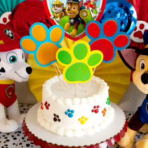 Paw Patrol Party – Easy Puppy Party Ideas