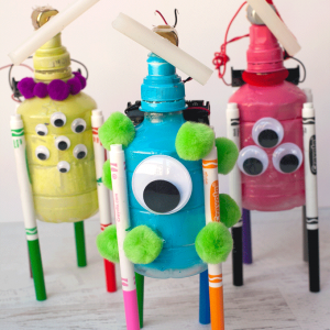 How to Make a Scribblebot and Spin Some Science into Your Staycation