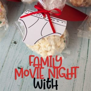Captain Underpants Family Movie Night