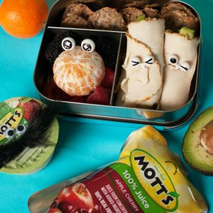 No Sandwich Lunch Box Hacks