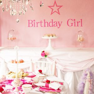 American Girl Tea Party Ideas