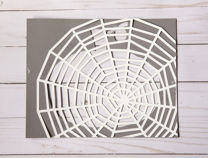 DIY halloween art