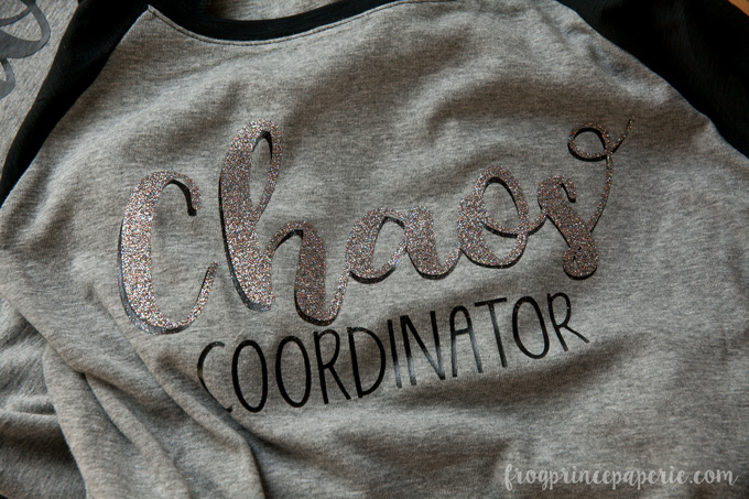 Chaos Coordinator Shirt And Other Mom Shirt Ideas Frog
