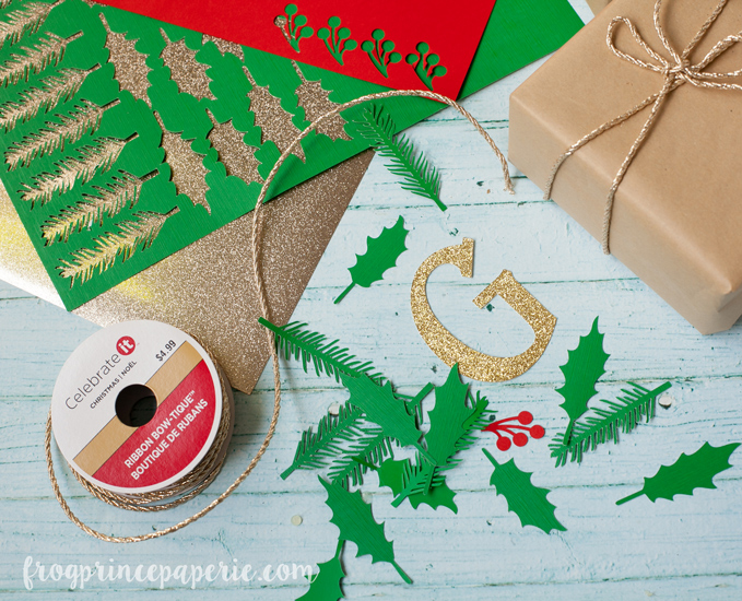 Creative Gift Wrapping With Cricut Explore Frog Prince