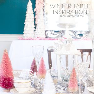 Winter Table Inspirations