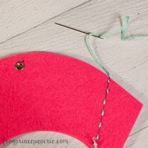 Wine Glass Holder Necklace DIY
