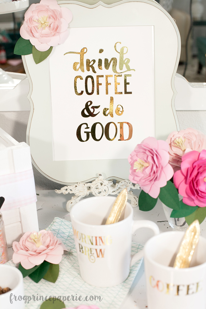 Morning Coffee Quotes Free Svgs Frog Prince Paperie