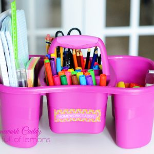 Fifteen Back to School Hacks