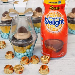 Bake Sale Recipe Winner: Reese's Peanut Butter Cup Cupcakes