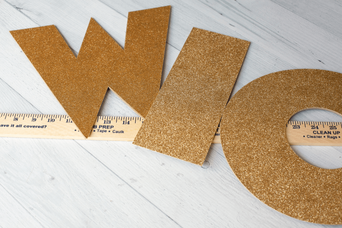 How To Cut Chipboard With The Cricut Maker Wicked Sign