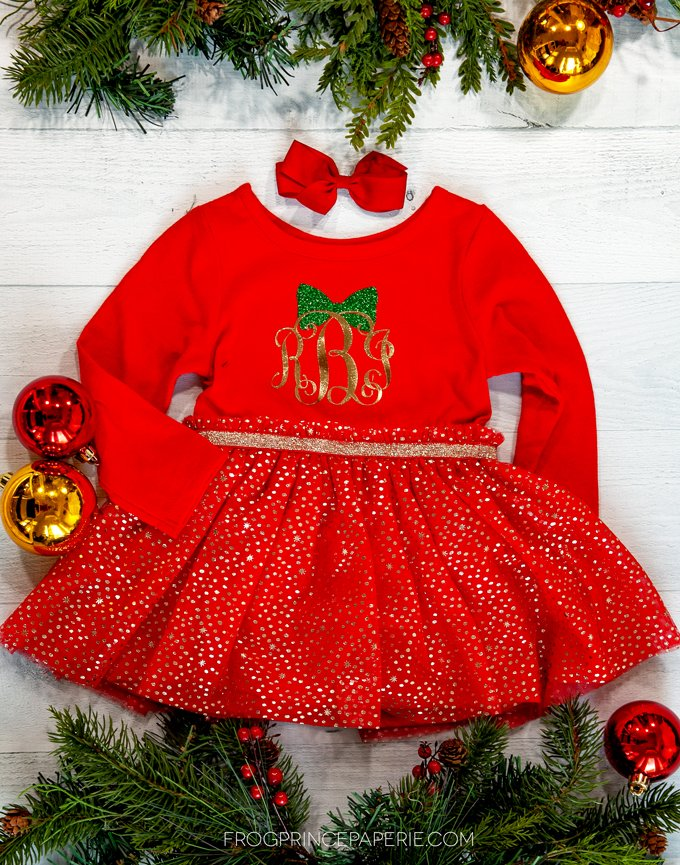 Custom Christmas Shirts for Toddlers and Infants