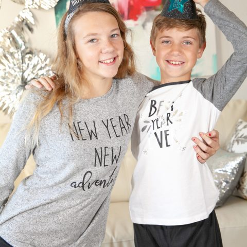 How to Make New Years Eve Pajamas